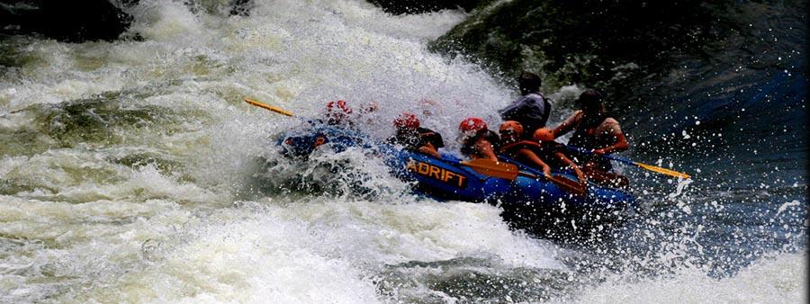 2 Days Lake Mburo and Jinja White Water Rafting